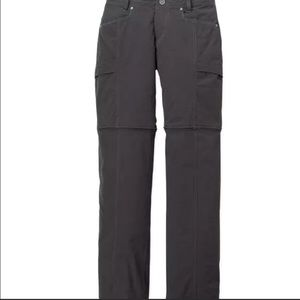 Kuhl Anika Convertible Soft Shell Pants. Size 10
